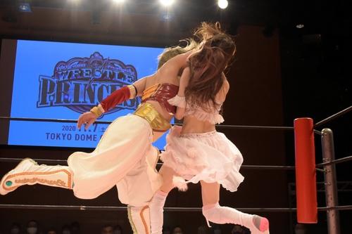 女子 プロレス 東京