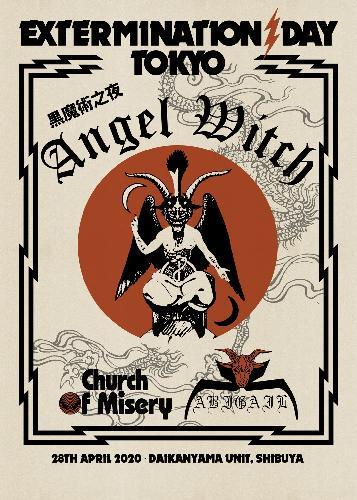 Angel Witch Live in Japan 2020