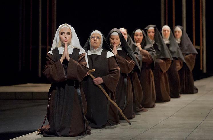 プーランク《カルメル会修道女の対話》