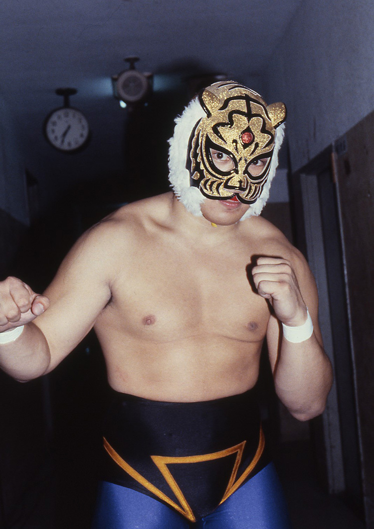 タイガーマスク