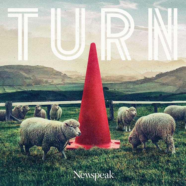 2nd Full Album 『Turn』