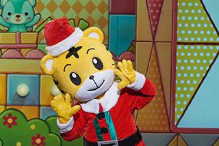全公演に撮影タイムあり!クリスマスの思い出づくりにもぴったり。