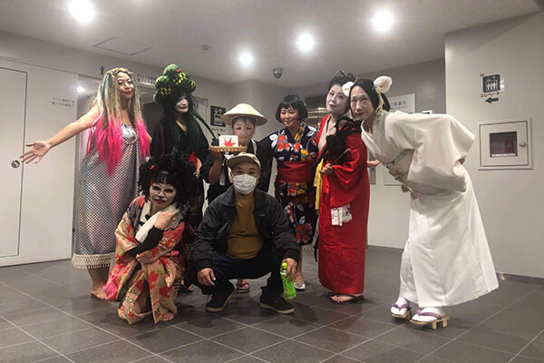 モノノケダンスクラブ(ふっさ妖怪盆踊り)