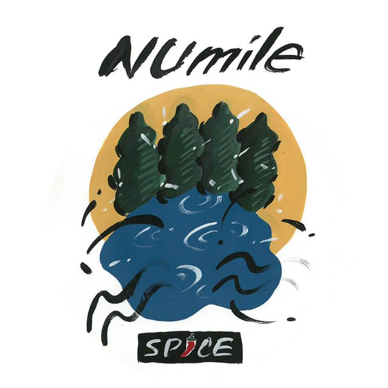 『NUmile』