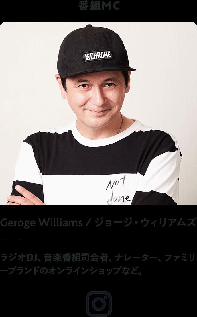Geroge Williams