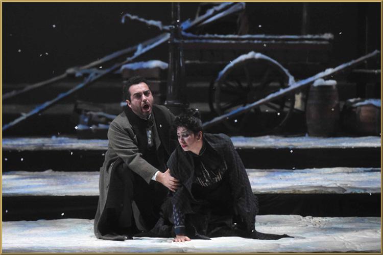 新国立劇場オペラ「ラ・ボエーム」