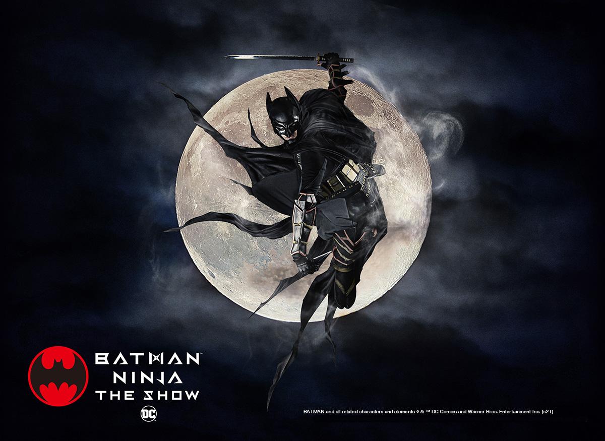 BATMAN SHOW BATMAN NINJA DC BATMAN and all related characters and elements © & TM DC Comics and Warner Bros. Entertainment Inc. (519)