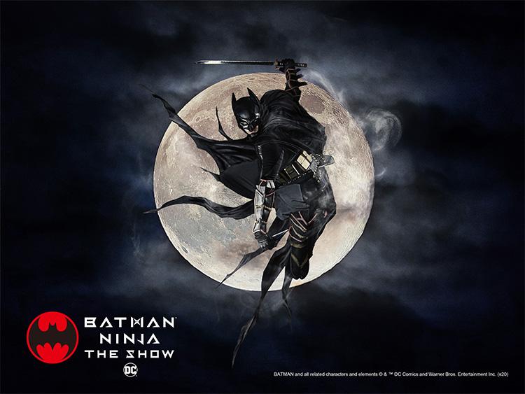 ニンジャバットマン舞台化決定!BATMAN SHOW BATMAN NINJA DCBATMAN and all related characters and elements © & TM DC Comics and Warner Bros. Entertainment Inc. (519)