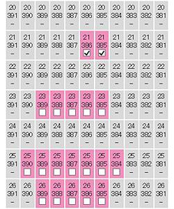 シート購入時に座席の選択が可能 イメージ画像